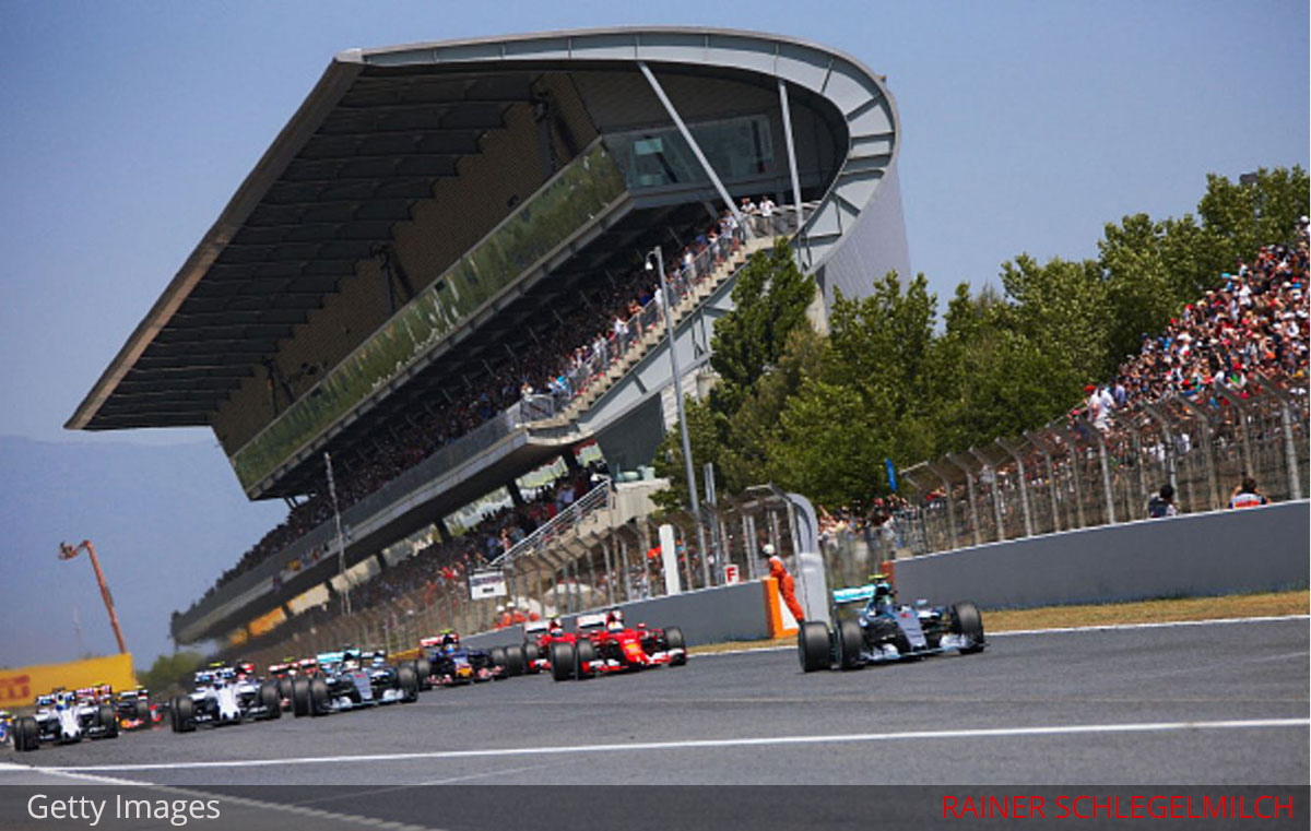 Spanish Grand Prix 2019 F1 Tickets The F1 Spectator