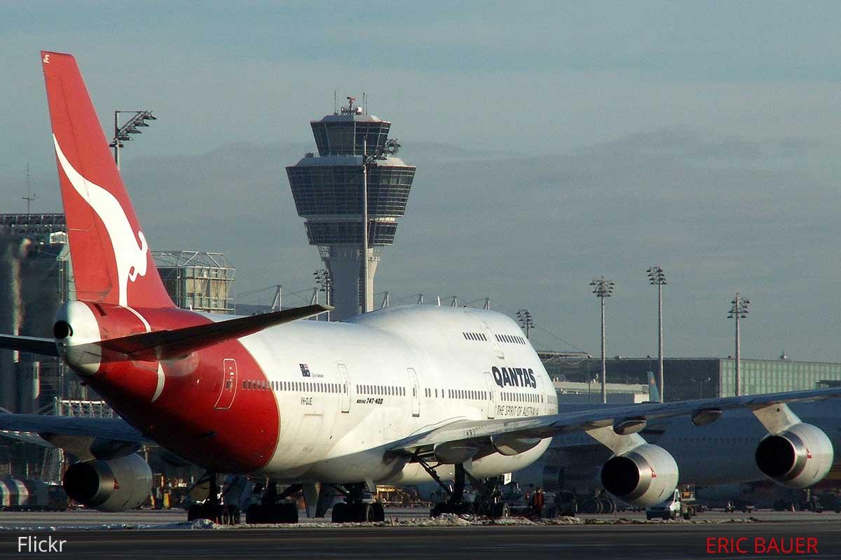 flights australia f1