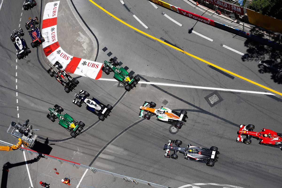 Monaco Grand Prix 2019 F1 Tickets The F1 Spectator