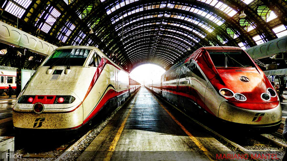 train to monza f1