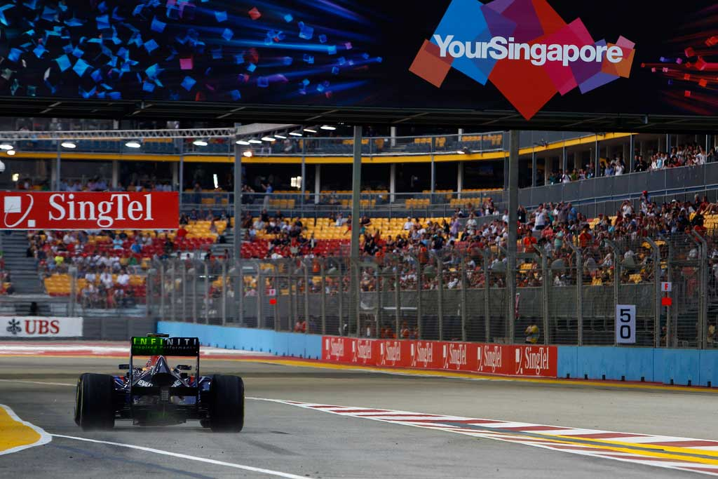 Singapore Grand Prix 2019 F1 Tickets The F1 Spectator