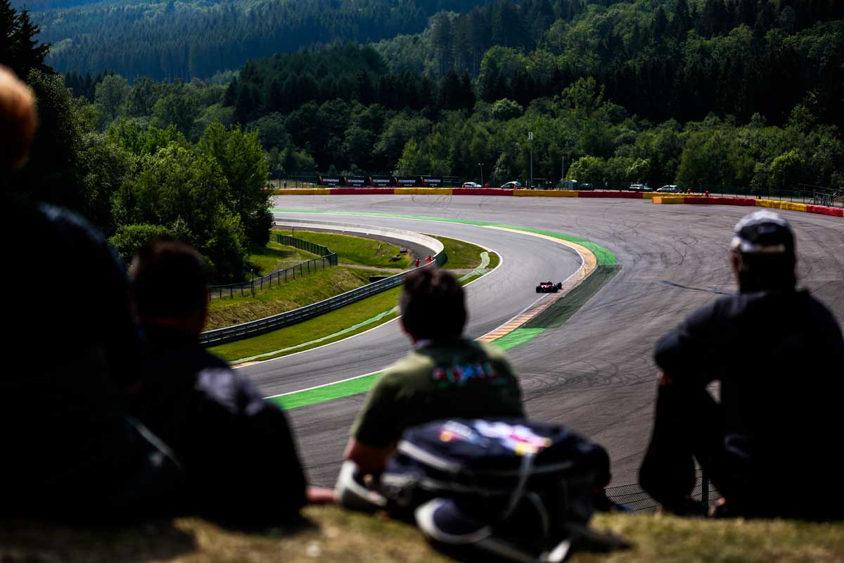 Belgian Grand Prix Where To Watch The F1 Spectator