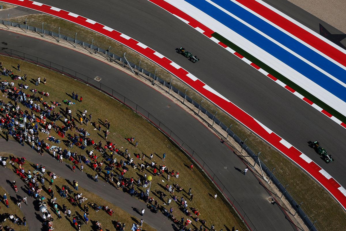 United States Grand Prix Travel Guide The F1 Spectator