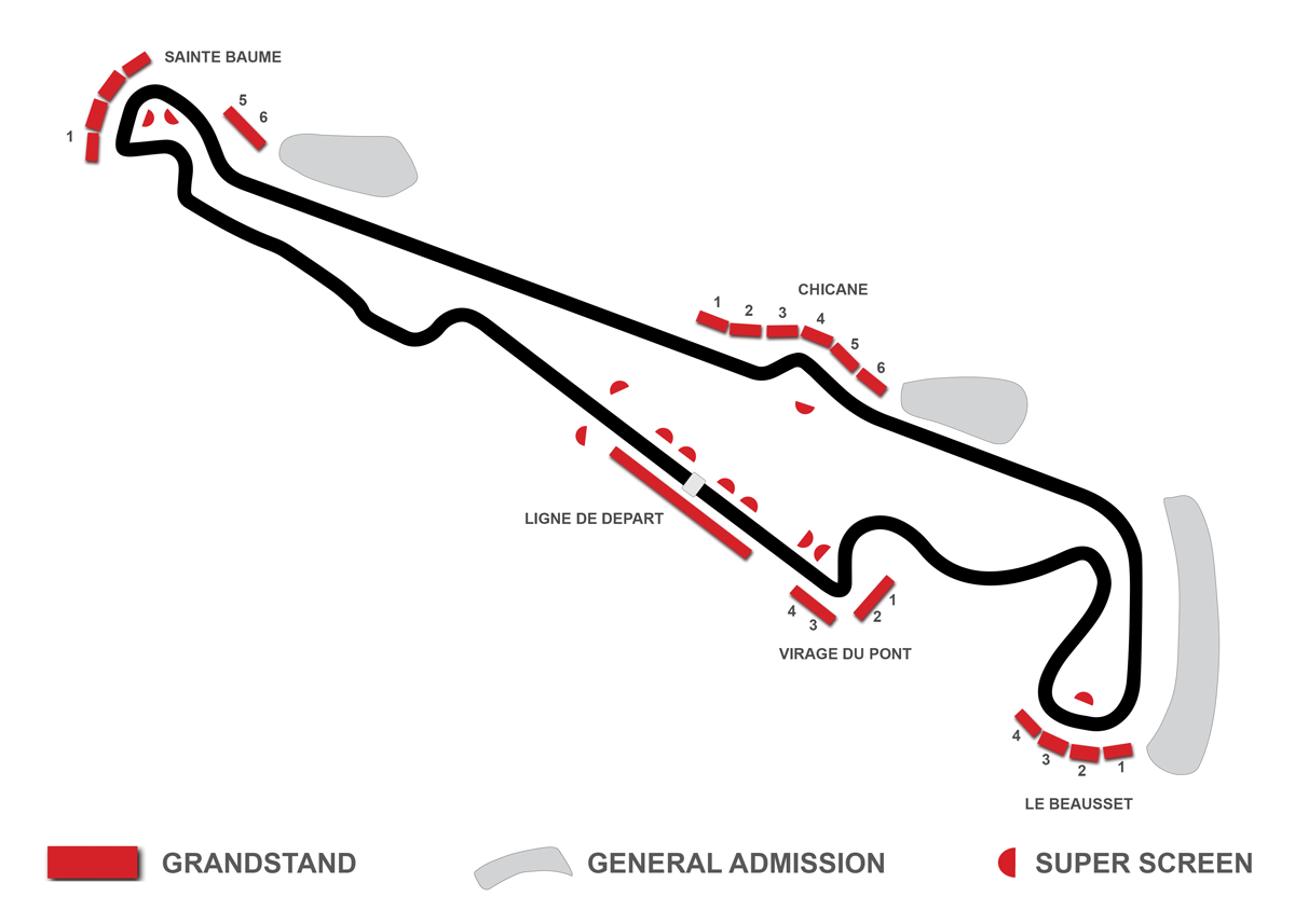 French Grand Prix Where To Watch The F1 Spectator