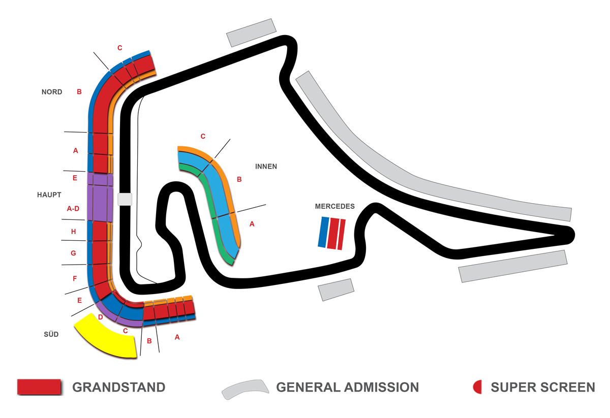 hockenheim grand prix where to watch the f1 spectator. Black Bedroom Furniture Sets. Home Design Ideas
