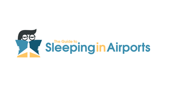 sleeping in airports